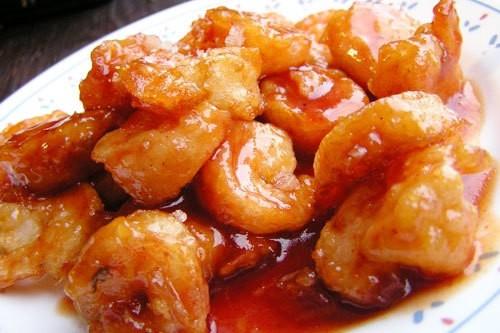 Dinner Tonight: Stir-Fried Shrimp with Tomato Sauce Recipe