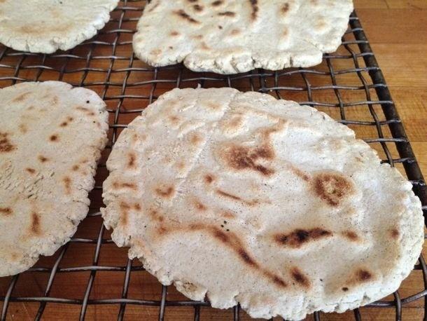 Gluten-Free Skillet Flatbread Recipe