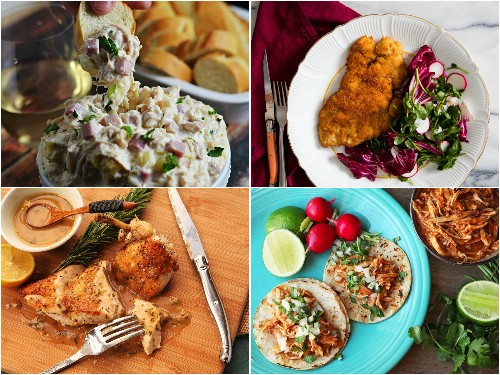 26 Chicken Breast Recipes to Make You Like White Meat