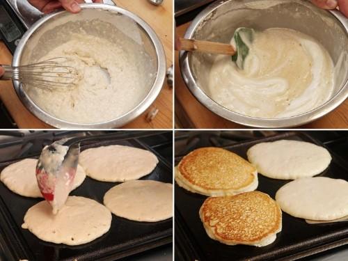 Vegan Pancakes Made With Aquafaba Recipe