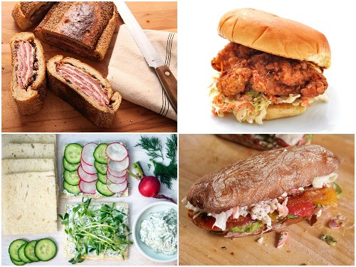 18 Picnic-Perfect Sandwich Recipes