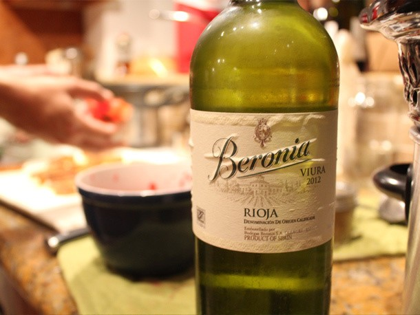 Viura: A Perfect White Party Wine from Rioja