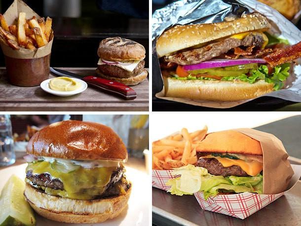 Readers' Picks: Best Burgers