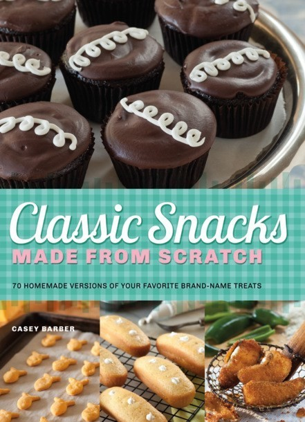 Cook the Book: 'Classic Snacks Made from Scratch'