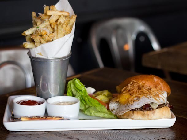 Poll: What's the Most You'll Pay for a Burger and Fries?