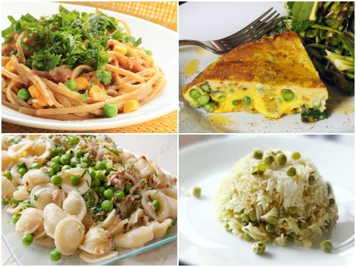 Peas and Thank You: 10 Sweet Pea Recipes