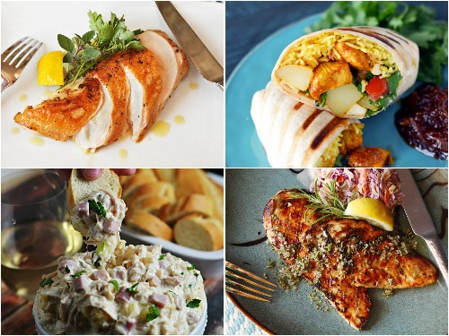 25 Chicken Breast Recipes That Are Anything but Boring