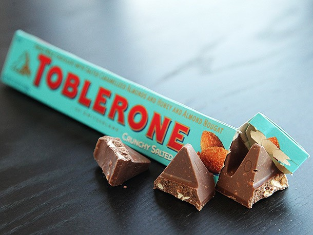 Why Have I Never Tried: Toblerone Crunchy Salted Almond?