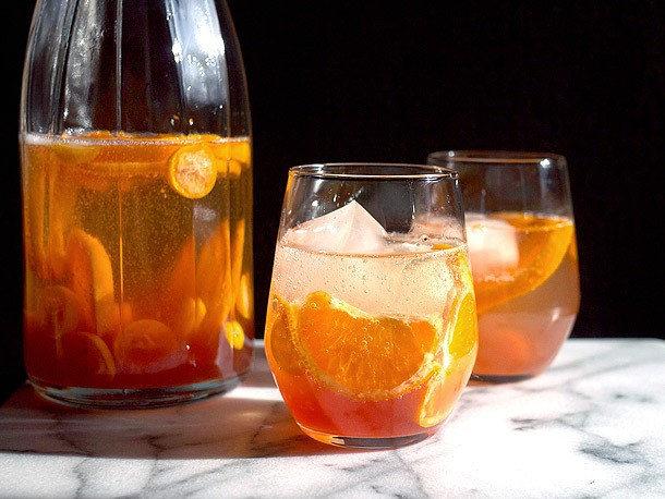 Drink This Now: Sparkling and Spiced Citrus Sangria