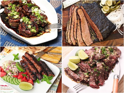Steaks, Brisket, Kebabs, and More: 18 Grilled Beef Recipes for Memorial Day
