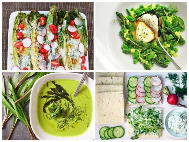 Gallery: 28 Recipes to Celebrate Spring