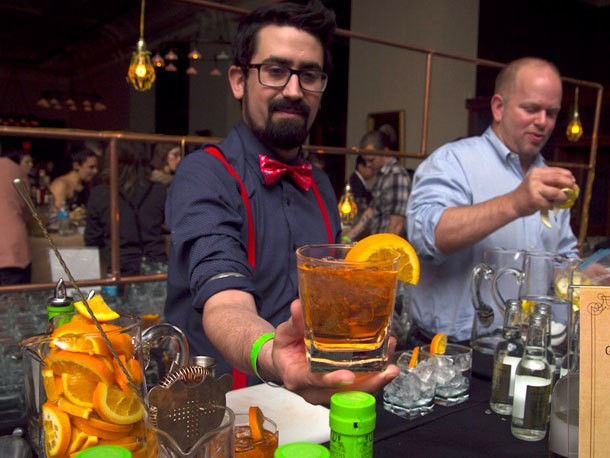5 Great Drink Ideas From the Manhattan Cocktail Classic Gala