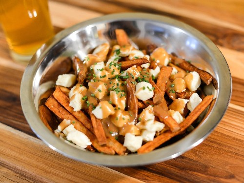 Quick and Easy Poutine Recipe