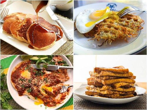 17 Easy Breakfasts to Feed a Crowd