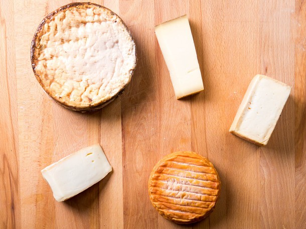 Cheese 101: The Stinky World of Washed Rind Cheese