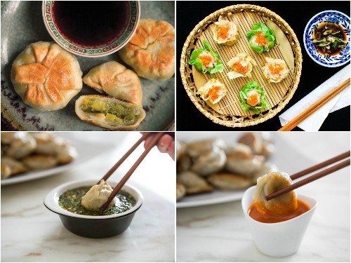 17 Recipes for a Homemade Dumpling Feast