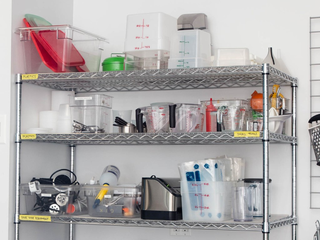 The Best Kitchen Shelving: Metro Racks