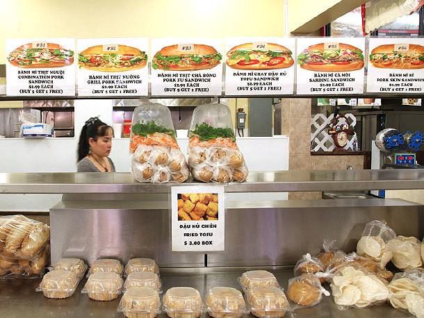 Bags O' Bánh Mì at Tien Hung Oriental Foods in Orlando
