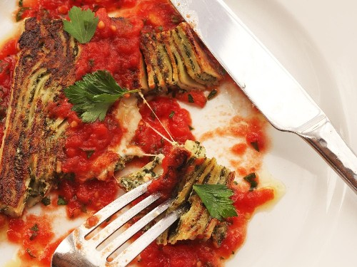 The Best Way to Reheat Lasagna: Fry it Up! (Plus: Party-Ready Crispy Lasagna Skewers!)