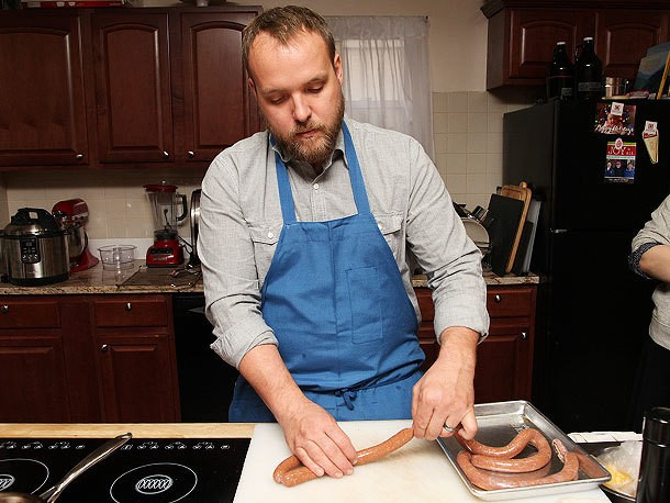 How to Make Homemade Hot Dogs With Ryan Farr of 4505 Meats