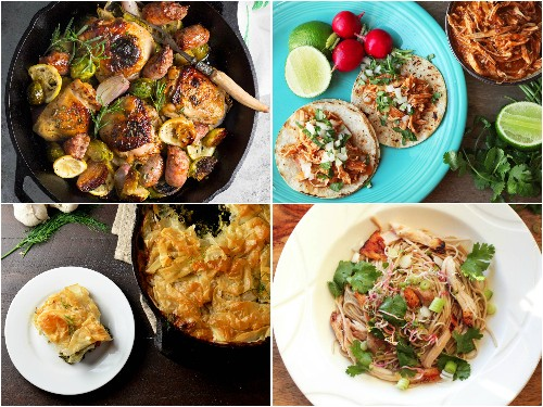 16 One-Pot Chicken Recipes for Easy, Breezy Weeknight Dinners