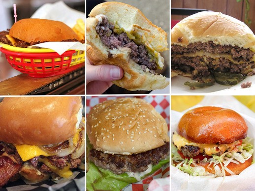 6 Smashingly Good Smashed Burgers