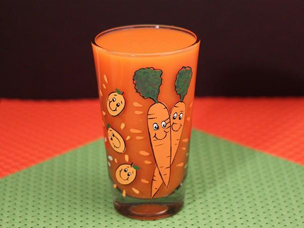 Simple Orange-Carrot Juice Recipe
