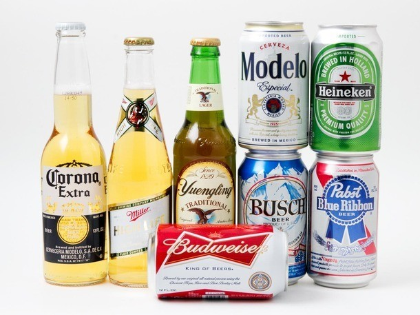 Taste Test: The 8 Most Popular Full-Calorie Beers in the USA