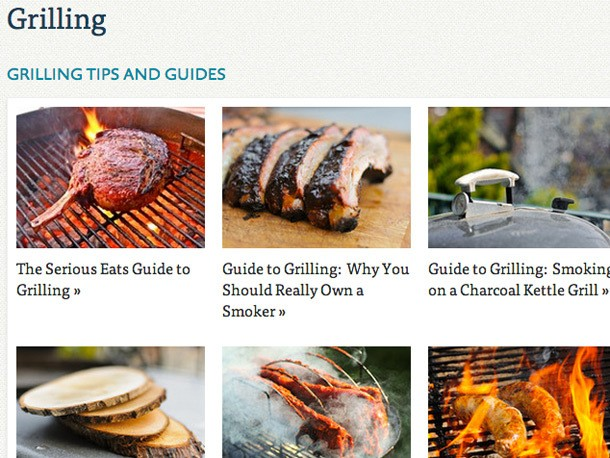 Check Out Our Summer Grilling Guide!