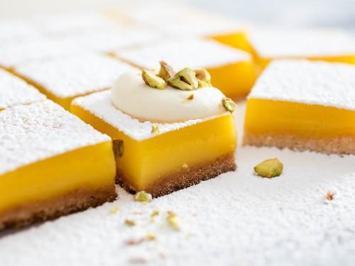 How to Make Tart, Extra-Silky Lemon Bars