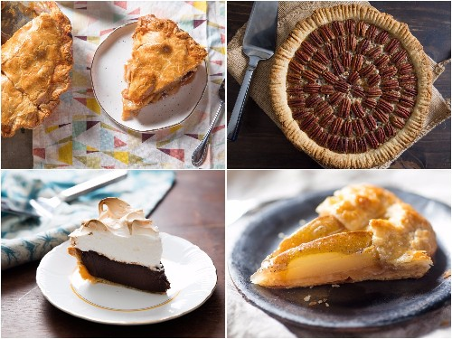 18 Thanksgiving Pie Recipes, Because You Gotta Have Pie!