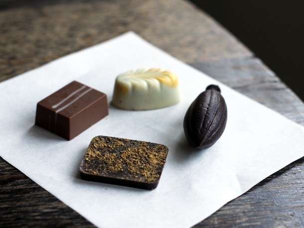 Cambodian Flavors Meet Belgian Chocolate at The Shop in Phnom Penh