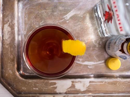 Brown Gin Recipe