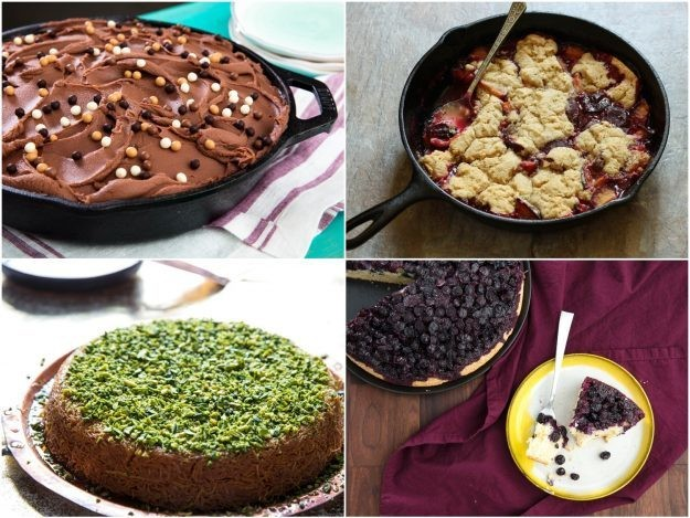 13 Easy Cast Iron Skillet Dessert Recipes