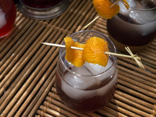An End-of-Summer Cocktail With a Hint of Fall