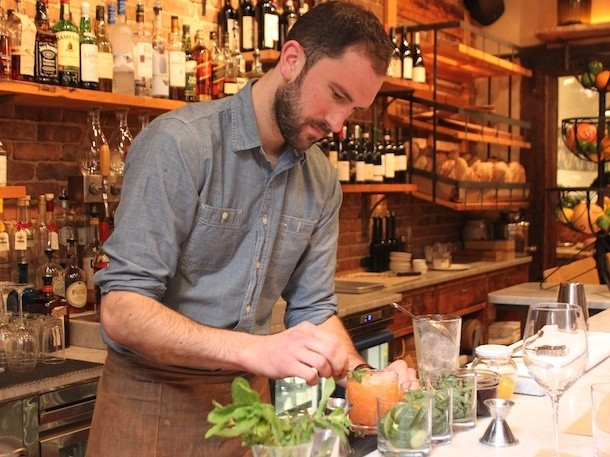 First Look: New Spring Cocktails at Il Buco Alimentari e Vineria, NYC