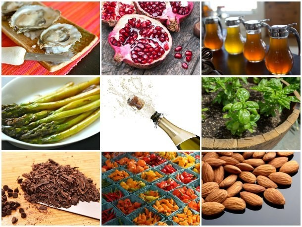 19 Natural Aphrodisiac Foods Proven to Spark Romance