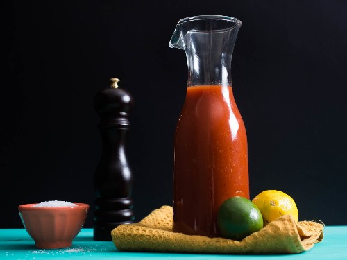 Four New Twists on the Bloody Mary
