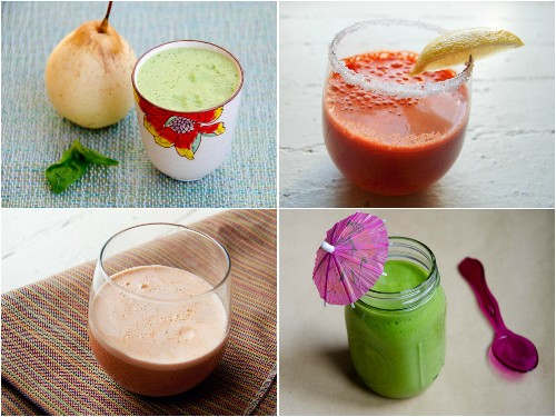 Drink Your Veggies: 13 Delicious Vegetable Juice and Smoothie Recipes