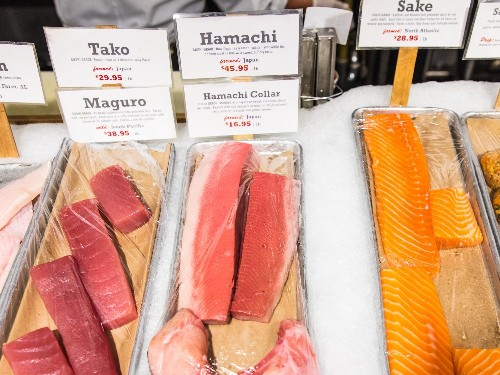 "What Is ""Sushi-Grade,"" Anyway? A Guide to Eating Raw Fish at Home"