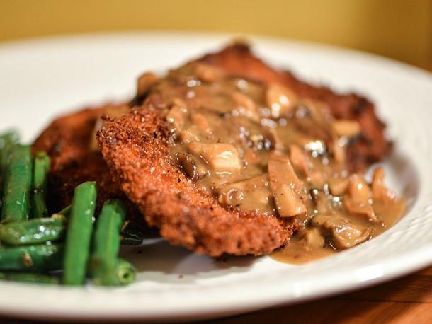 Sauced: Mushroom Gravy