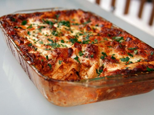 Sunday Dinner: No-Holds-Barred Lasagna Bolognese Recipe