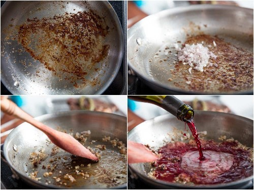 Just Add Water: How to Make a Pan Sauce, and How to Fix a Broken One