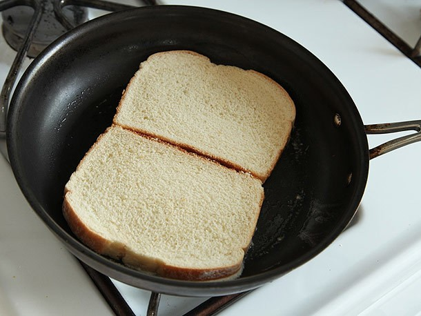 Grilled Cheese Sandwiches Recipe