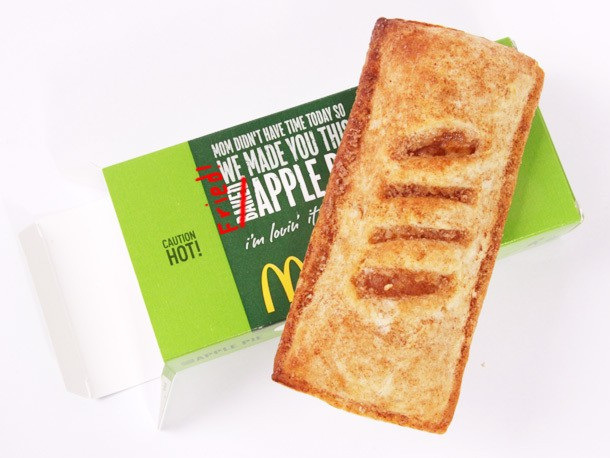 So You Miss Deep Fried McDonald's Apple Pies?