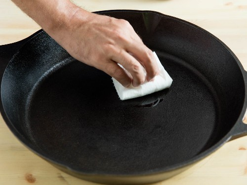 How to Season a Cast Iron Pan (It's Easier Than You Think!)