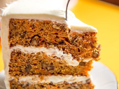 """Brown Butter Carrot Cake From """"BraveTart"""" Recipe"""