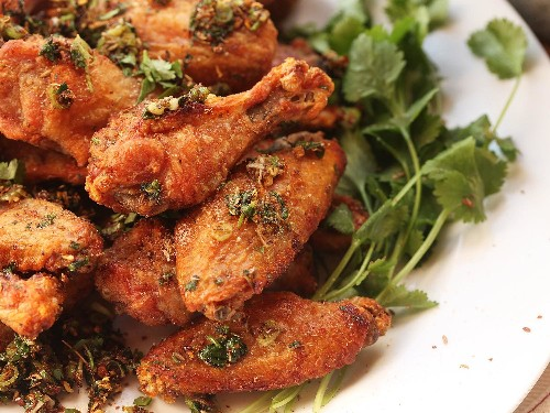 No Fuss, No Muss: How to Oven-Fry Chicken Wings