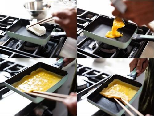 Home-Style Tamagoyaki (Japanese Rolled Omelette) Recipe