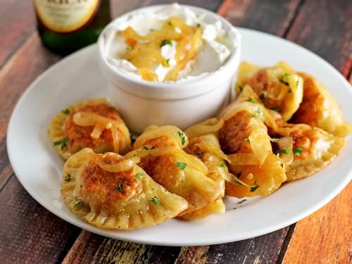 Philly Cheesesteak, Meet Dumpling: Introducing the Cheesesteak Pierogi